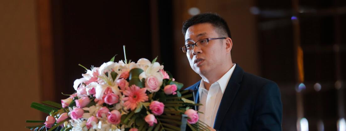 赢商控股总裁 吴传鲲